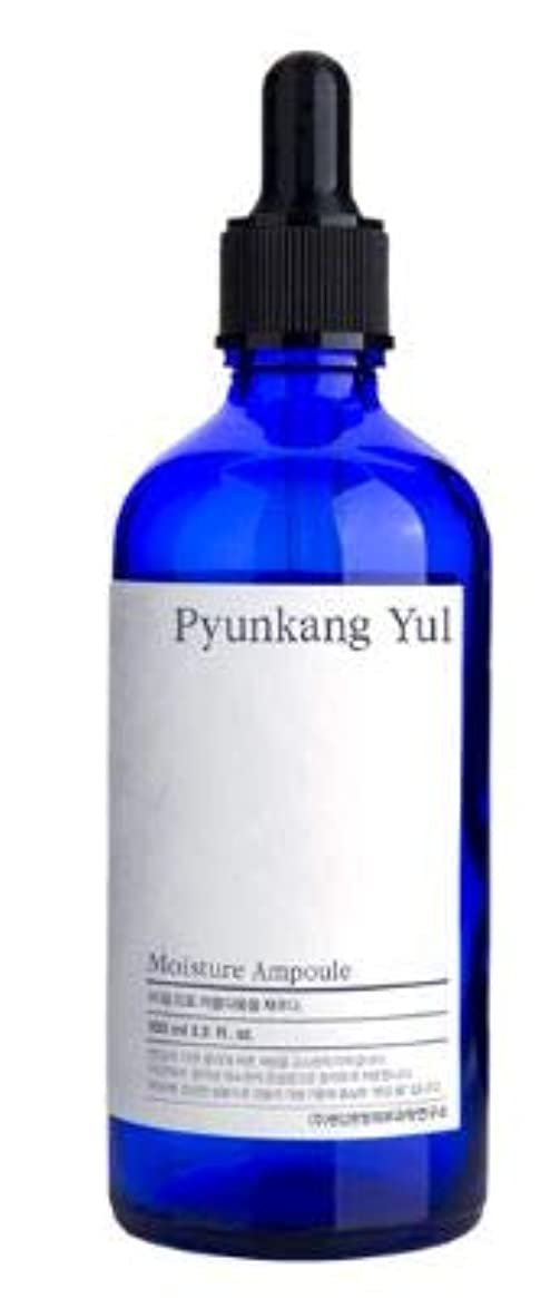 ドメインご注意著名な[Pyunkang Yul] Moisture Ampoule 100ml /モイスチャー アンプル 100ml [並行輸入品]