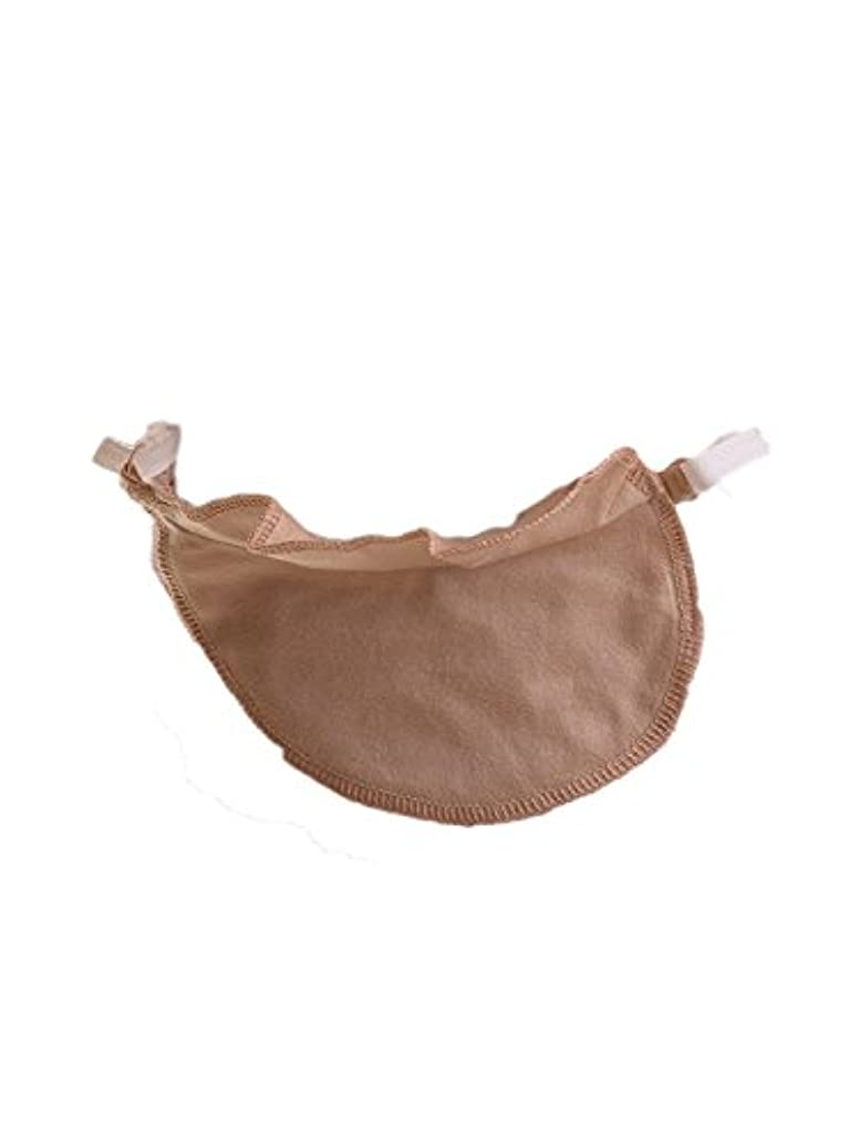 用心する寝具楽しむワンタッチ脇汗パット 日本製ワキ汗パッド 汗じみ防止 汗取り吸収 ブラに取り付けタイプ