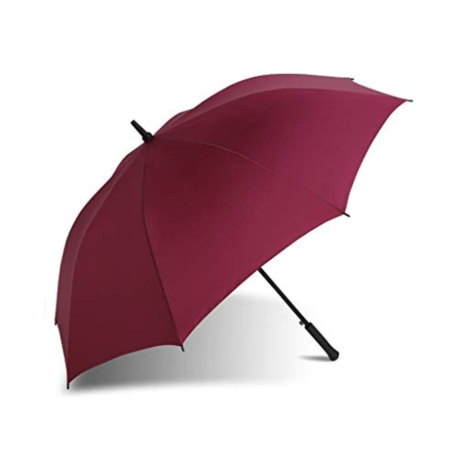頑張るクスコ列挙する透明傘兼用ビジネス有効防水日焼け止めUV保護 (色 : D)