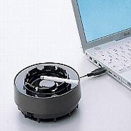 ロアス USB灰皿 UA-027