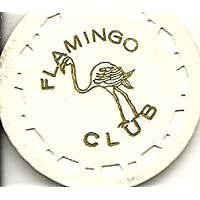 10セントFlamingo Club Nevada Rare Obsoleteカジノチップ