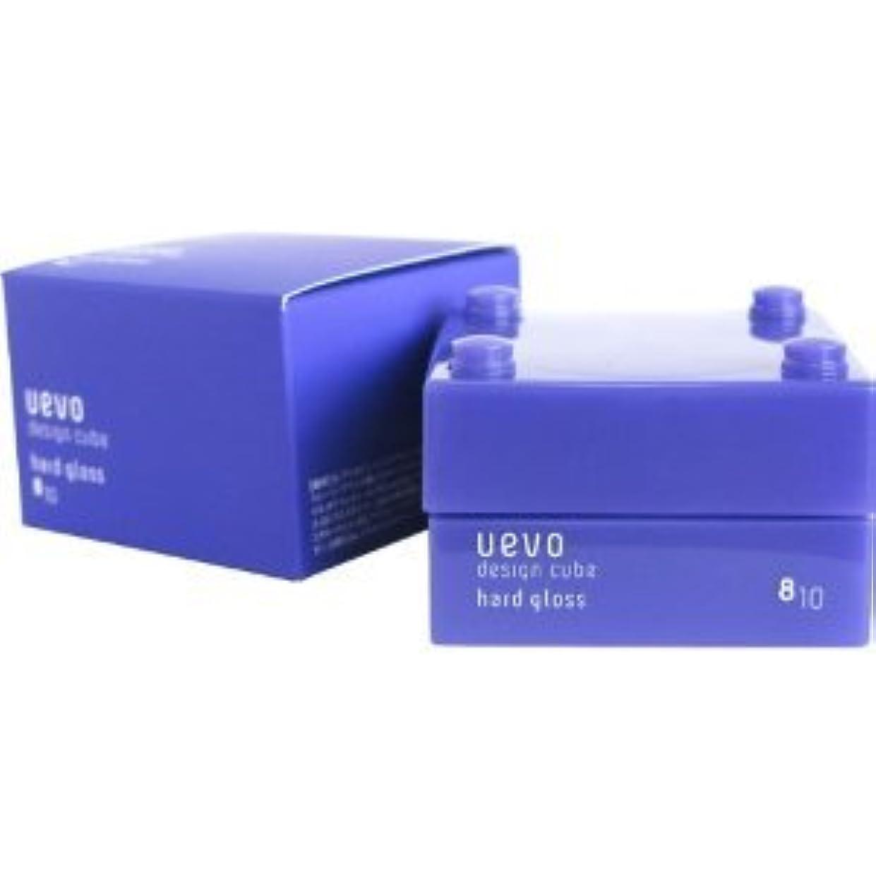 【X3個セット】 デミ ウェーボ デザインキューブ ハードグロス 30g hard gloss DEMI uevo design cube