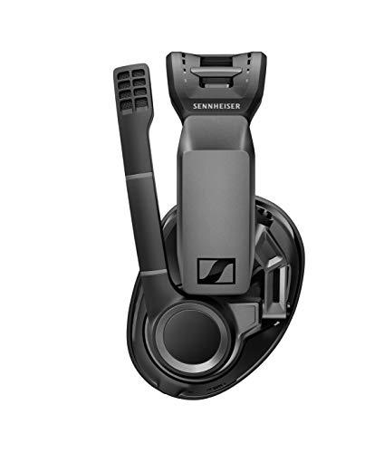 『ゼンハイザー ワイヤレスゲーミングヘッドセット 密閉型 Low-Latency Connection/Bluetooth GSP 670【国内正規品】』の4枚目の画像