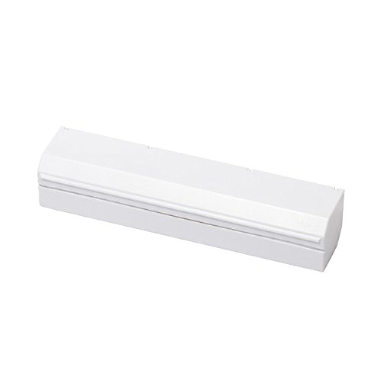 イデアコ ラップホルダー 22cm用 ホワイト
