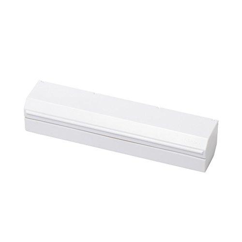 RoomClip商品情報 - イデアコ ラップホルダー 22cm用 ホワイト