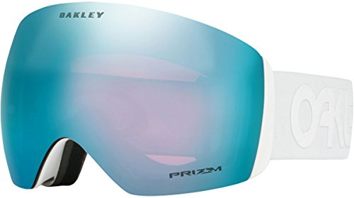 OAKLEY(オークリー) スノー ゴーグル Flight Deck Factory Pilot Whiteout (Asia Fit) OO7074-20
