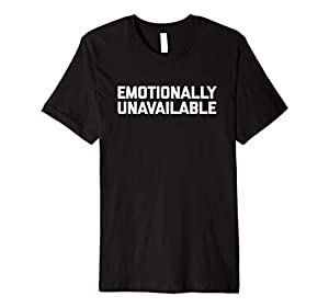 感情的に入手できないTシャツ