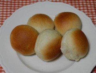 九州産小麦粉で作ったハチミツパン 天然酵母パン