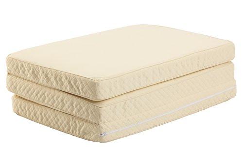 源ベッド 三つ折りポケットコイルマットレス シングル xm24-s