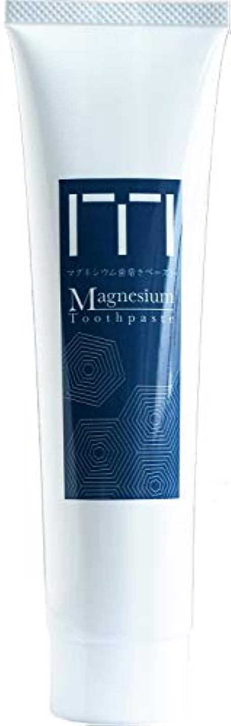 ハプニング薬理学教科書ニューサイエンス ハミガキHMP (マグネシウム歯磨きペースト) 120g