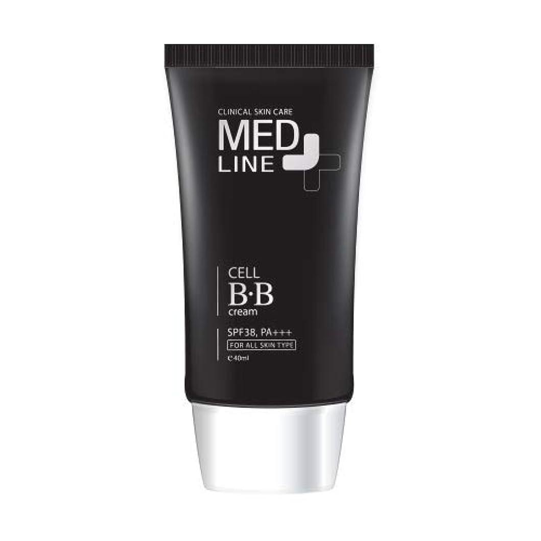 マーガレットミッチェルアドバンテージサッカーメドライン(Med Line) セルBBクリーム(Cell B.B Cream)