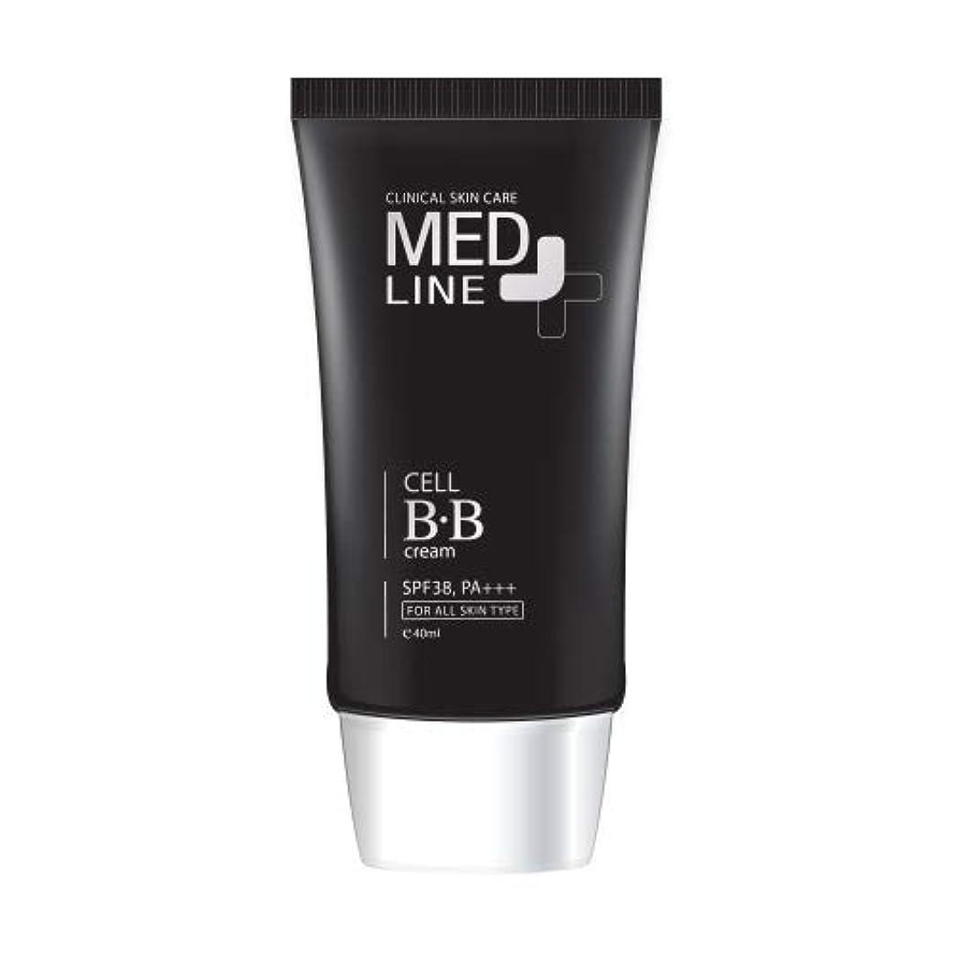 モック盆地ベアリングサークルメドライン(Med Line) セルBBクリーム(Cell B.B Cream)