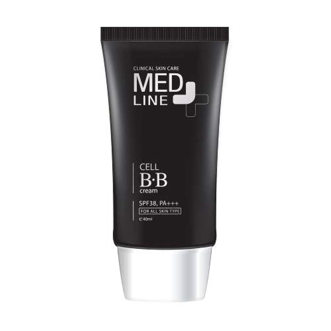 悪魔リムうまれたメドライン(Med Line) セルBBクリーム(Cell B.B Cream)