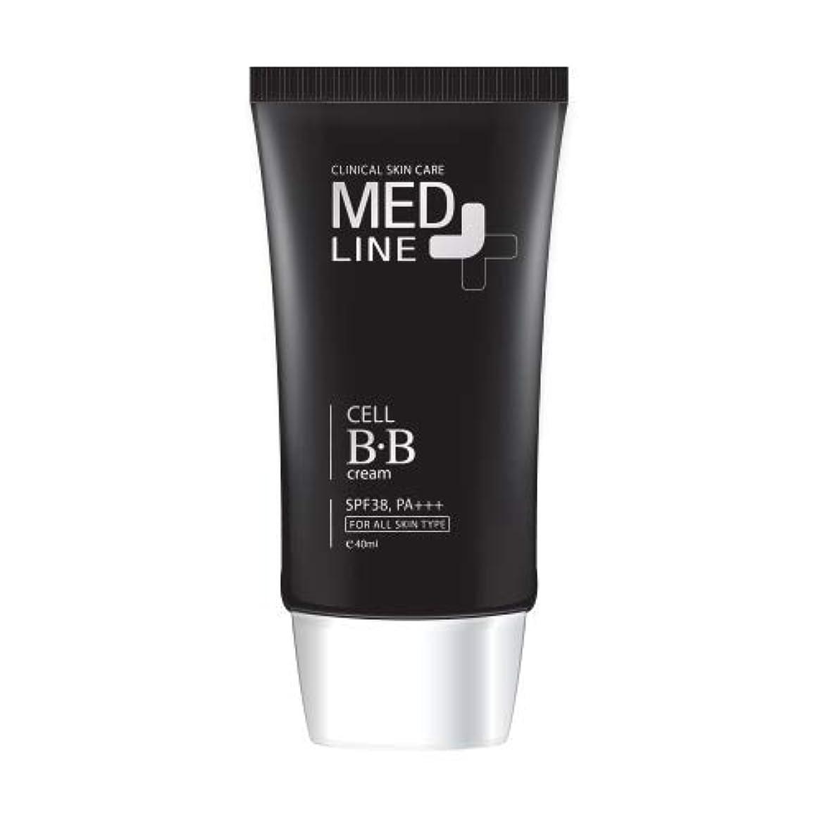 靄キャップ交換可能メドライン(Med Line) セルBBクリーム(Cell B.B Cream)