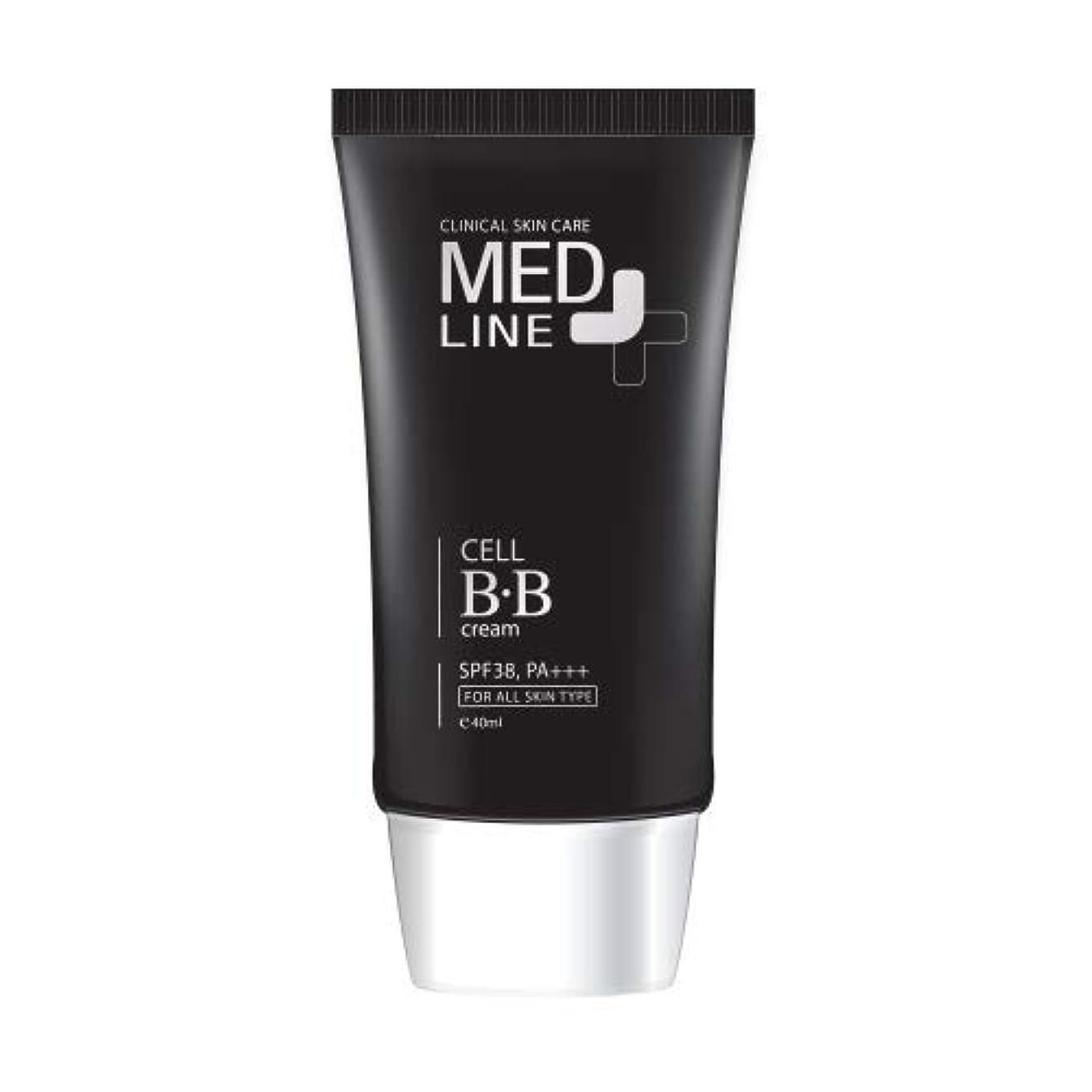 回転回転させる等々メドライン(Med Line) セルBBクリーム(Cell B.B Cream)
