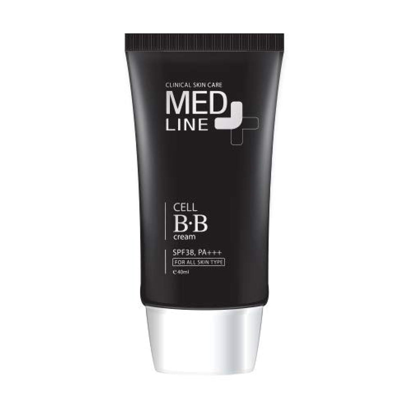 教育する破壊クロニクルメドライン(Med Line) セルBBクリーム(Cell B.B Cream)