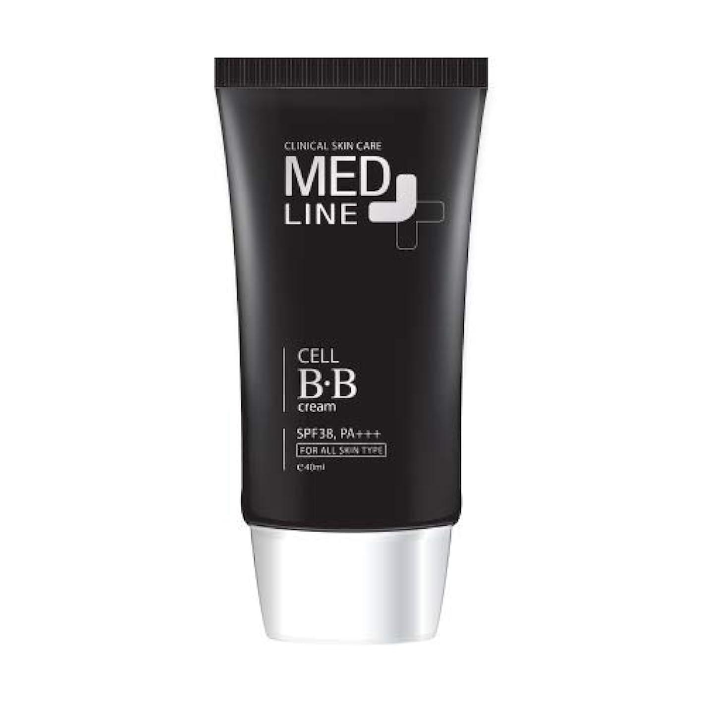 くそー絶滅したボトルネックメドライン(Med Line) セルBBクリーム(Cell B.B Cream)