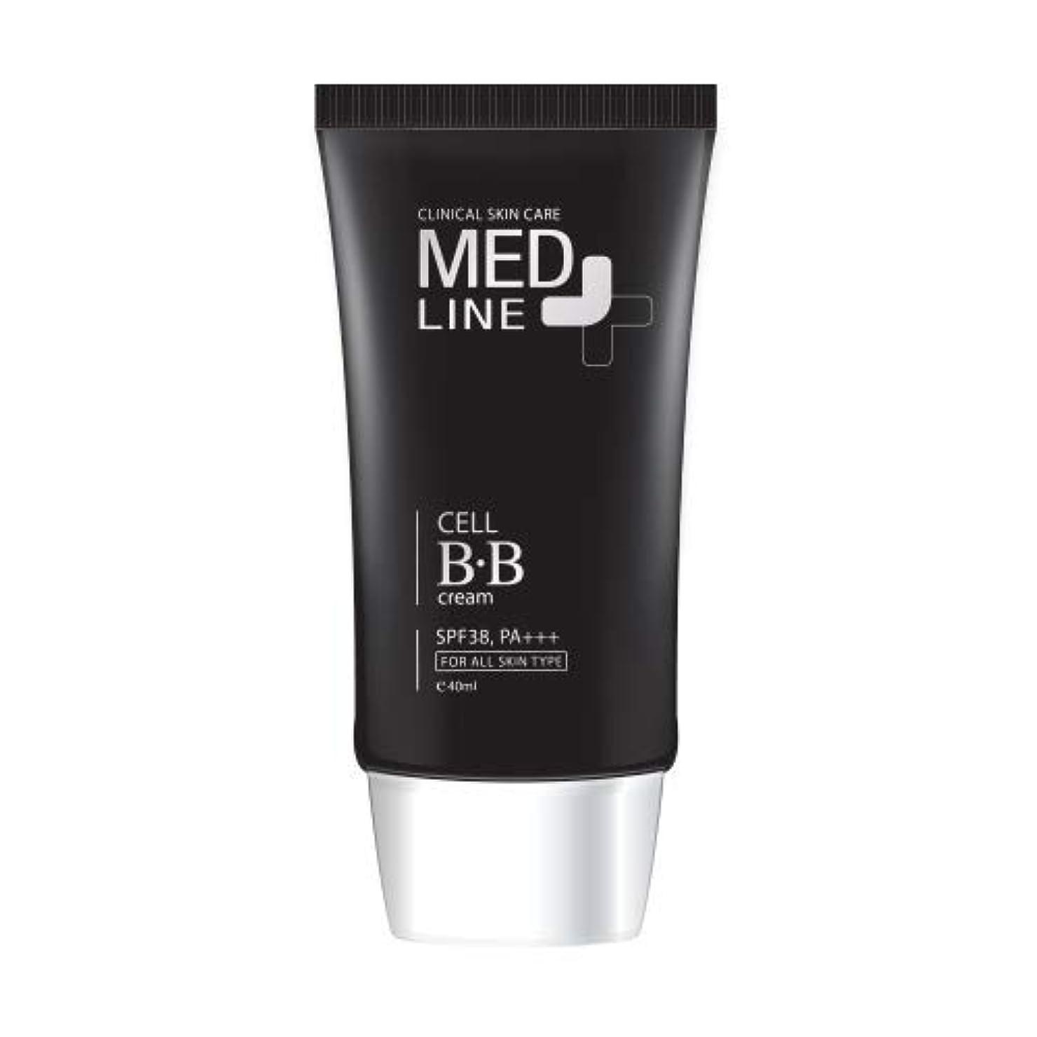 戦士オーブン無謀メドライン(Med Line) セルBBクリーム(Cell B.B Cream)
