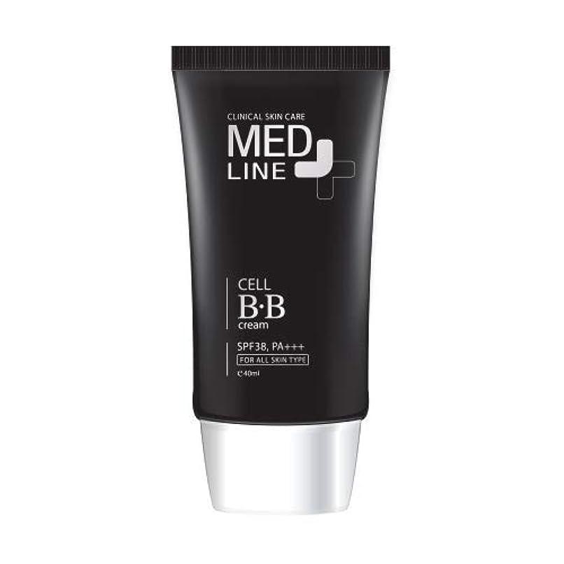 落花生効果慢性的メドライン(Med Line) セルBBクリーム(Cell B.B Cream)