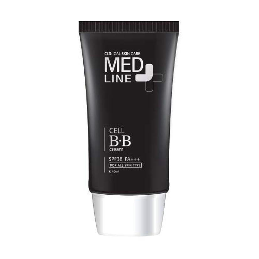 溶岩サイト節約するメドライン(Med Line) セルBBクリーム(Cell B.B Cream)