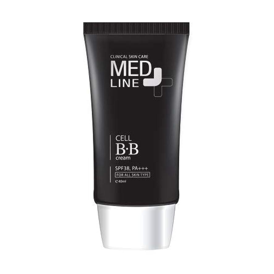 後ろ、背後、背面(部色合いポンドメドライン(Med Line) セルBBクリーム(Cell B.B Cream)