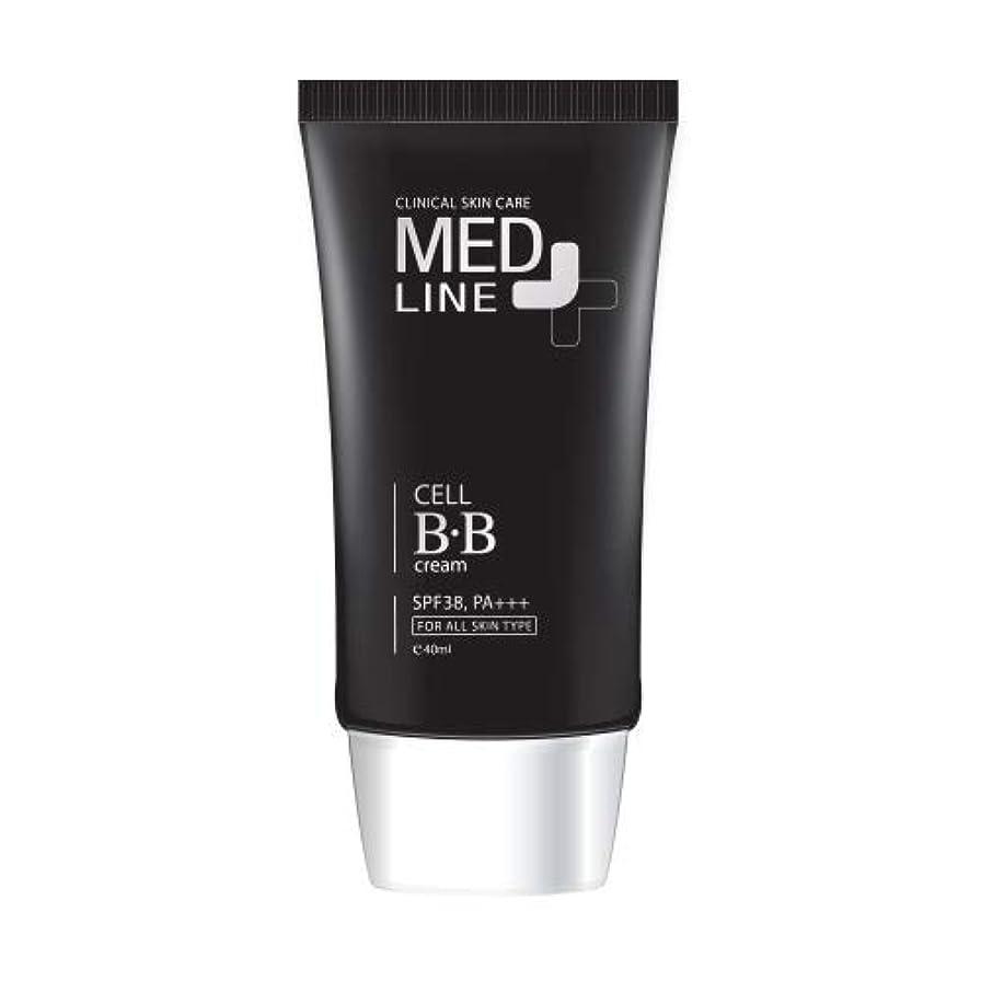 除去祖父母を訪問旅メドライン(Med Line) セルBBクリーム(Cell B.B Cream)
