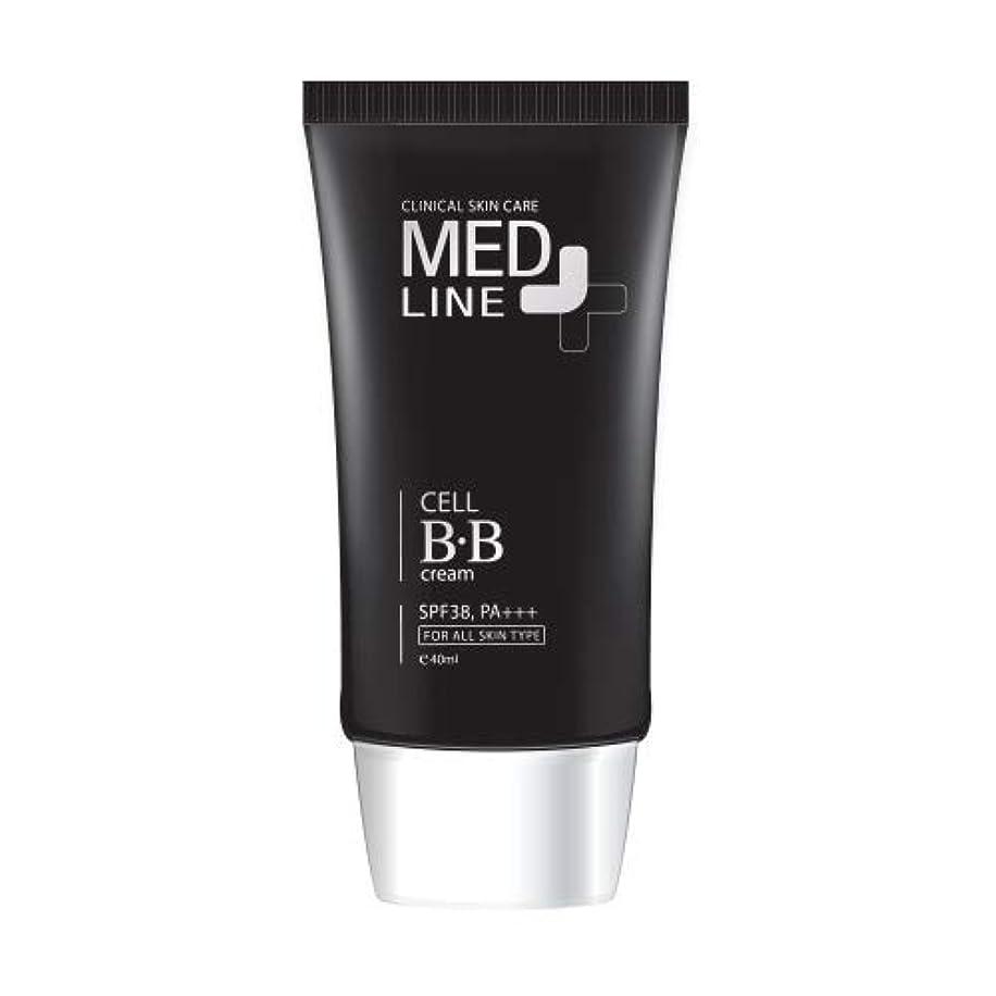 法廷コメンテーター審判メドライン(Med Line) セルBBクリーム(Cell B.B Cream)