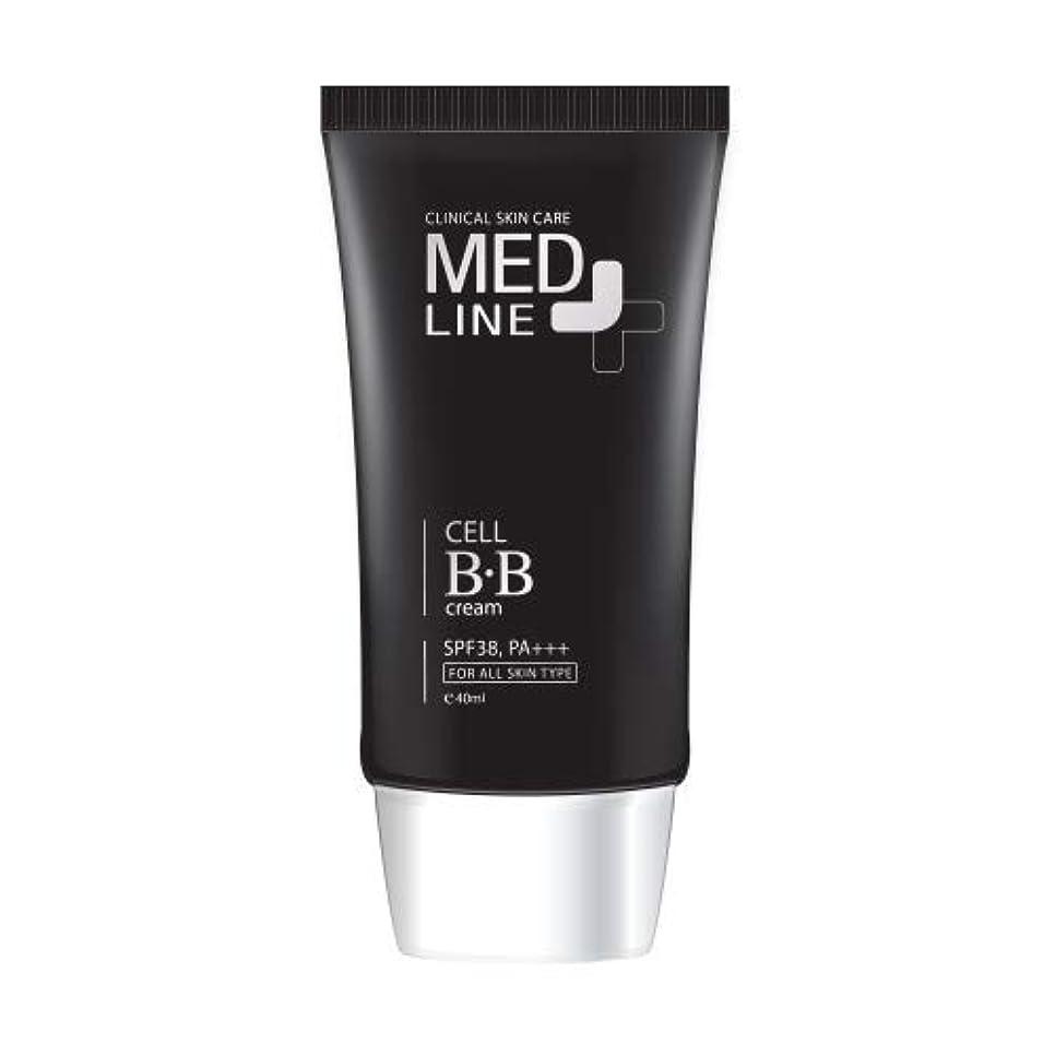 歴史スペード挽くメドライン(Med Line) セルBBクリーム(Cell B.B Cream)