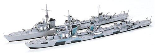 1/700 ウォーターライン新シリーズ ドイツ駆逐艦Z級