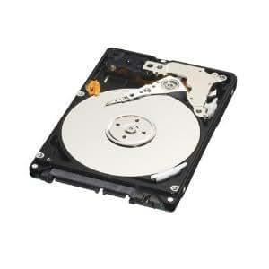 WesternDigital WD5000BEKT Scorpio Black 2.5inch 7200rpm 500GB 16MB SATA/3.0Gbs