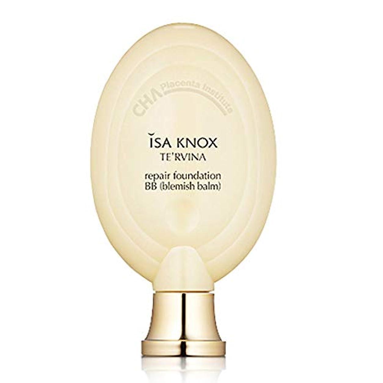 窒息させる請負業者廃止するイザノックス(ISA KNOX) テルビナ リペアファンデーションBB 50ml