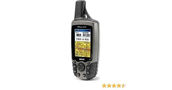 0298ad3994 Amazon | GARMIN(ガーミン) GPSMAP60CS日本版 010-00322-34 | GARMIN(ガーミン) |  トレッキング用GPS・アクセサリー