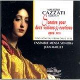 Sonatas for 2 Violins & Continuo