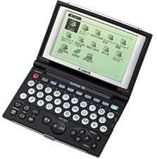 CANON wordtank G55 (11コンテンツ, 英語充実モデル) 0592B001