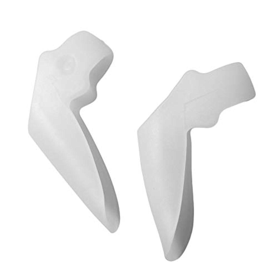 入口理解貫入2x再利用可能なジェルトウ矯正用セパレーターストレッチャーバニオン痛みの軽減-Innovationo