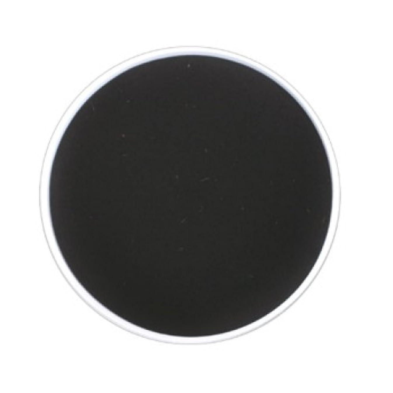 吸収するオーバーコートイディオムmehron Color Cups Face and Body Paint - Black (並行輸入品)