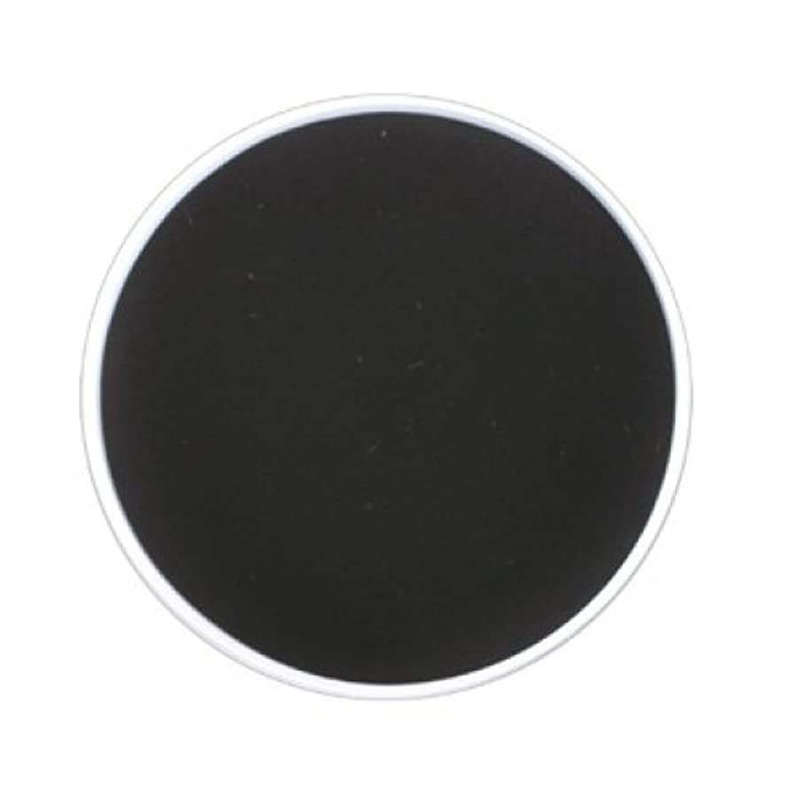 領収書モジュールアスペクトmehron Color Cups Face and Body Paint - Black (並行輸入品)