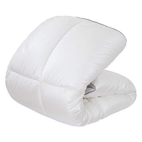 掛け布団 2.5kg増量タイプ 暖かさを逃さない 冬用 かけ...