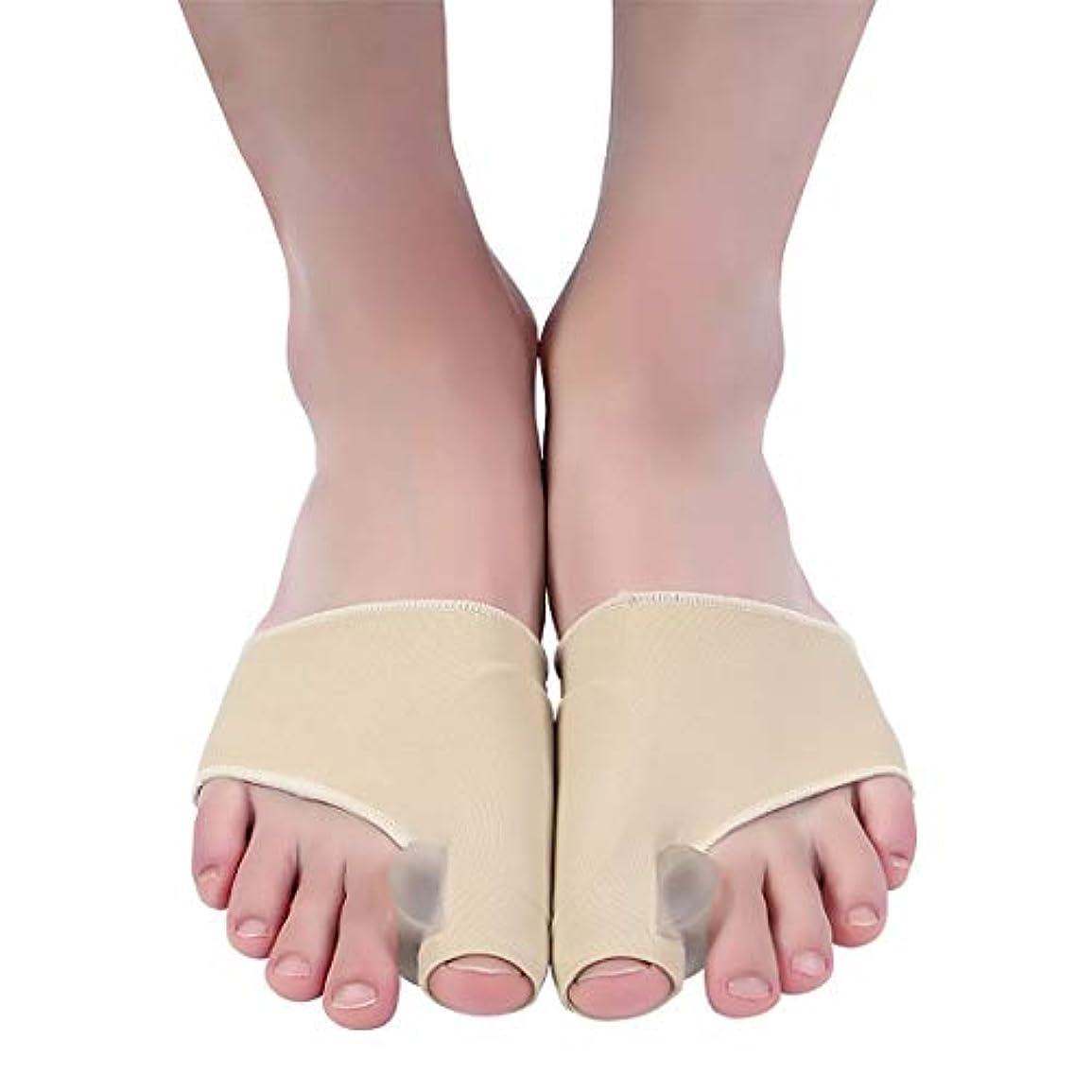 適度に感度砂腱膜瘤矯正と腱膜瘤救済、女性と男性のための整形外科の足の親指矯正、昼夜のサポート、外反母Valの治療と予防