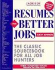 Resumes for Better Jobs