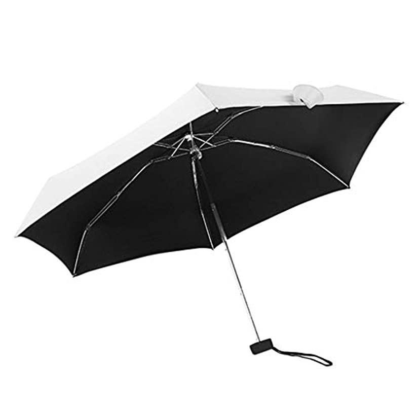 電話するダウンタウンドライBlingdots 折りたたみ傘 子供用傘 ミニ傘 手動開閉 軽量 超撥水 耐強風 頑丈 晴雨兼用 折り畳み傘 携帯便利 5段式