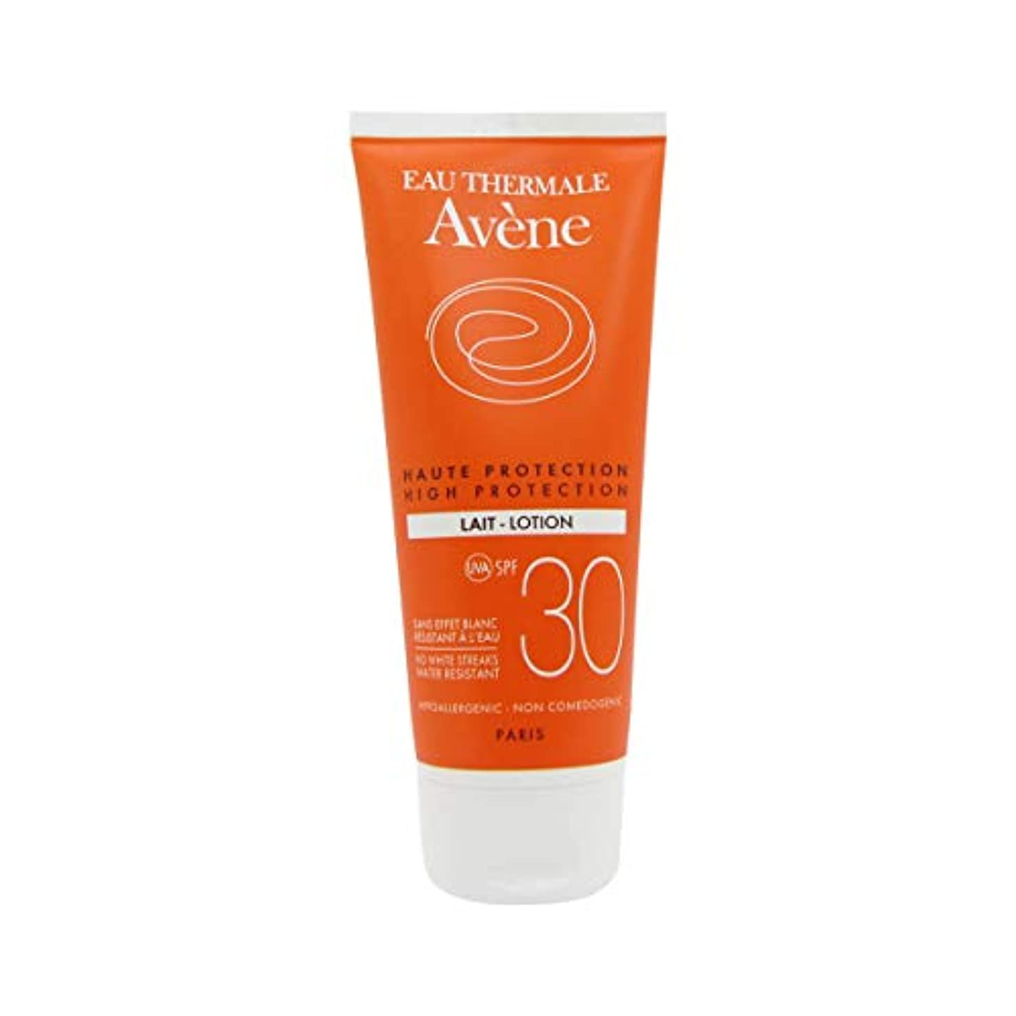 哀ヒット制約Avene Sunscreen Milk 30 100ml
