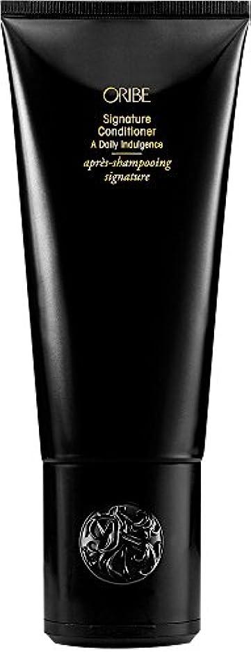 石膏限られたさびたORIBE 織部署名コンディショナー6.8 FL OZ 6.8 fl。オンス