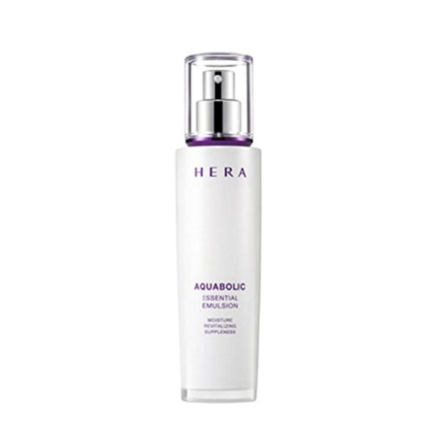 先例フィクション既婚(ヘラ) HERA アクアボリックエッセンシャル エマルジョン 120ml / Aquabolic Essential Emulsion 120ml (韓国直輸入)