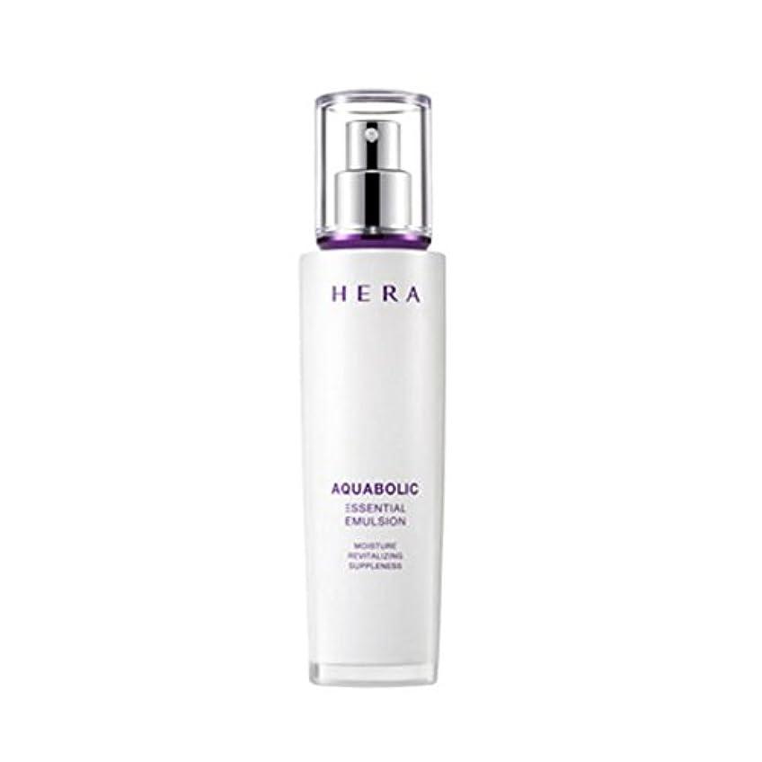 化学薬品半ば十分ではない(ヘラ) HERA アクアボリックエッセンシャル エマルジョン 120ml / Aquabolic Essential Emulsion 120ml (韓国直輸入)