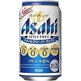 アサヒ スタイルフリー パーフェクト 350ML  350ML×1ケース 24本