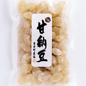【北海道十勝音更産】白金時の甘納豆(250g) 6個入り【産地JAおとふけ】