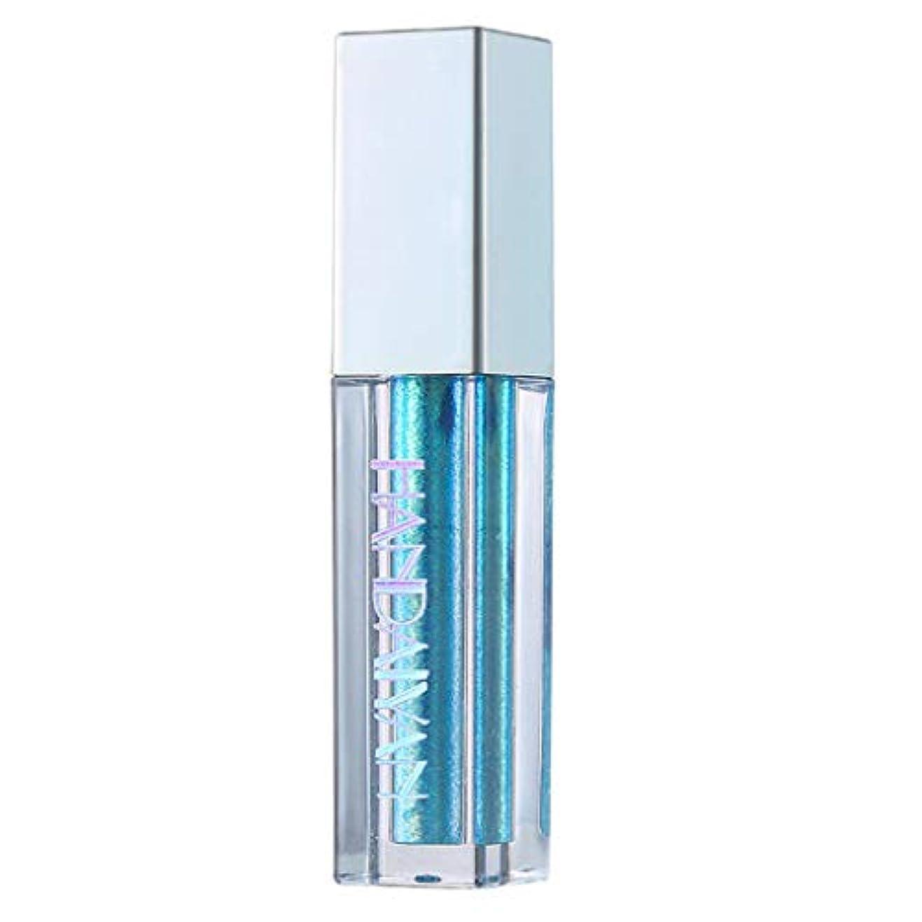 ボーナス多分特にREWAGO メタリックリキッドアイシャドウ、液体防水グリッターアイシャドウシマーメタリックアイシャドーグローグリッターアイライナージェルアイシャドウパウダー (I)