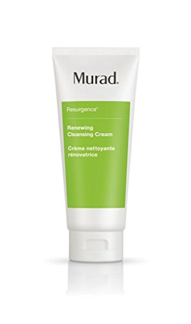 呼吸飼料提案Murad リサージェンス リニューイング クレンジング クリーム、1:クレンジング/トーニング、200 ミリリットル(6.75液用オンス)