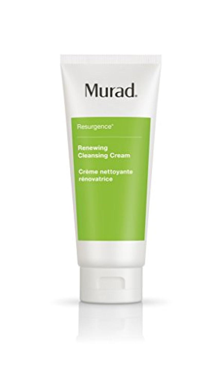 排泄物周波数自分のためにMurad リサージェンス リニューイング クレンジング クリーム、1:クレンジング/トーニング、200 ミリリットル(6.75液用オンス)